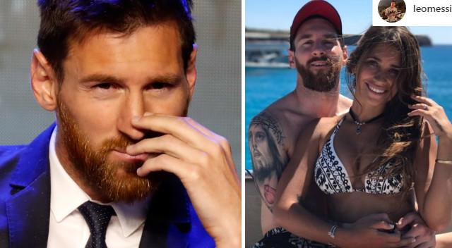 Leo Messi żeni się! Zobaczcie piękną pannę młodą!