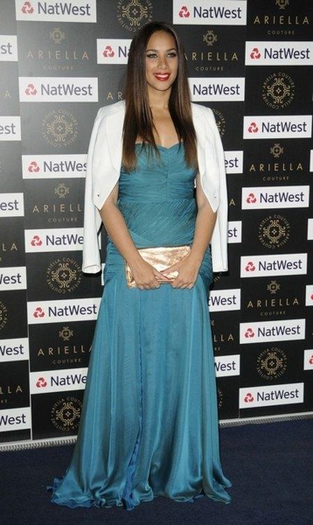 Leona Lewis zamienia się w fashionistkę (FOTO)