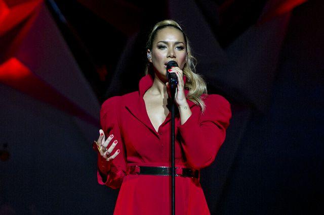 Leona Lewis ponownie poprawiała nos? (FOTO)