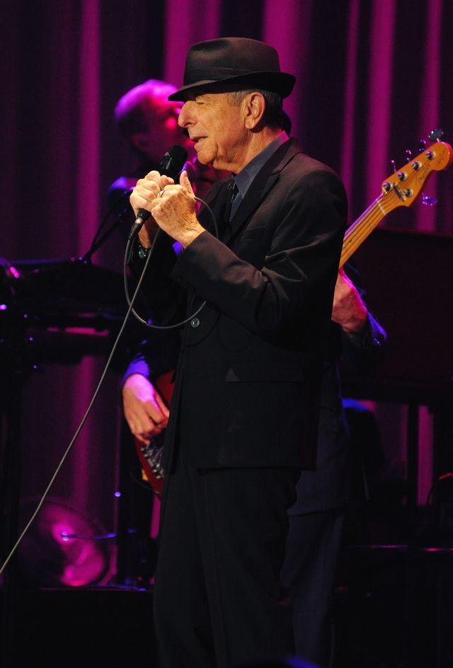 Leonard Cohen nie żyje - poeta i piosenkarz zmarł w wieku 82 lat