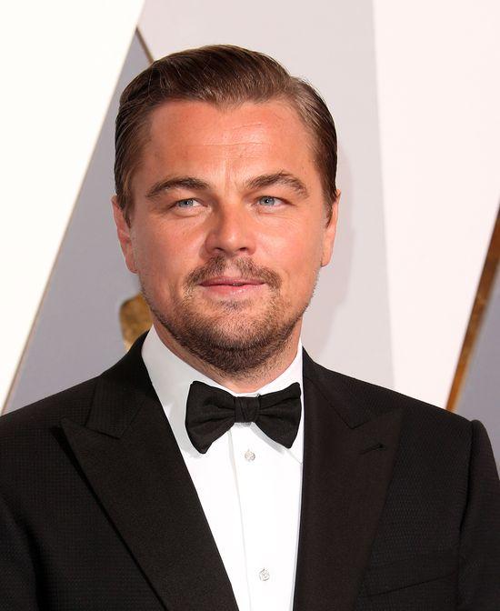 W oscarową noc Leonardo DiCaprio dostał tajemniczy telefon