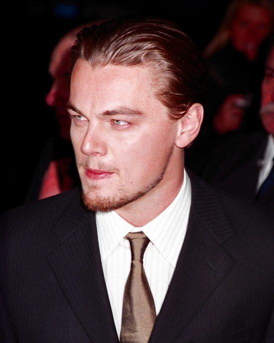 Konrad Annerud wygląda jak sobowtór Leonardo DiCaprio