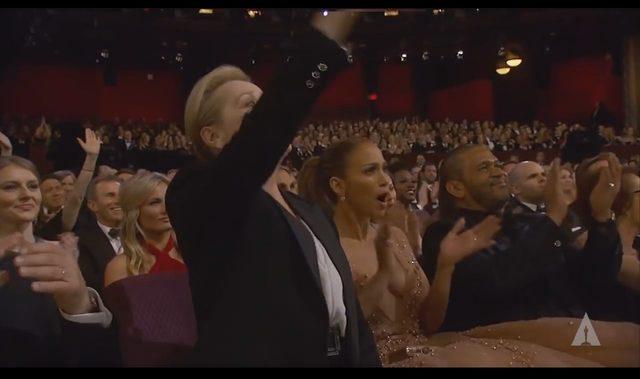 Leonardo DiCaprio dziękuje za Oscara [VIDEO]