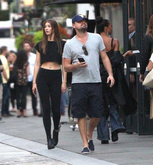 Jaka jest 234571 dziewczyna Leonardo DiCaprio? Coś nam tu NIE PASUJE (ZDJĘCIA)