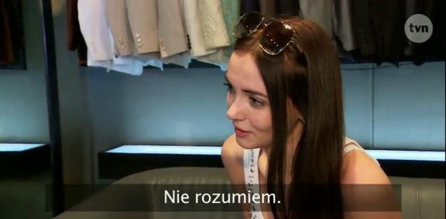 Marcela Leszczak nie umie angielskiego!