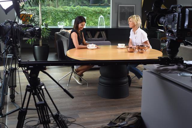 Magda Mołek zdradza, czym zachęciła Annę Lewandowską do wizyty w studio