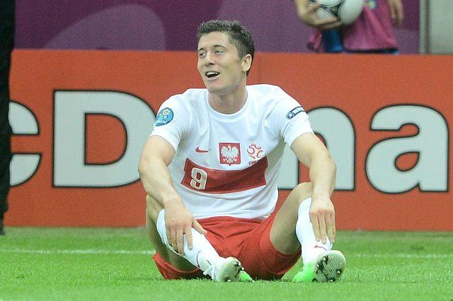 Jakie wymagania miał Lewandowski przed tym wywiadem?