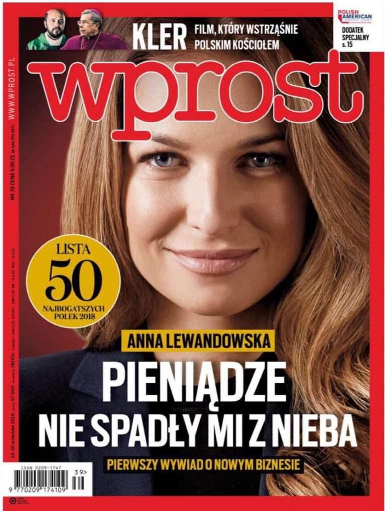 Ta kwota SZOKUJE - tyle zarabia Anna Lewandowska