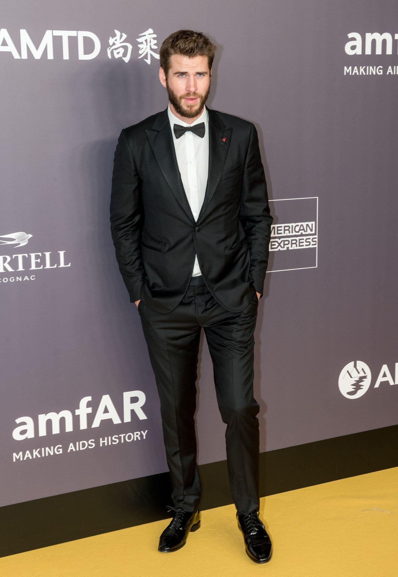 Liam Hemsworth wrzucił pierwsze zdjęcie i komentarz po ślubie z Miley Cyrus