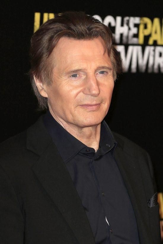 Liam Neeson znów szczęśliwy po tragicznej śmierci żony