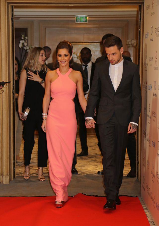 Liam Payne znowu zdenerwował Cheryl