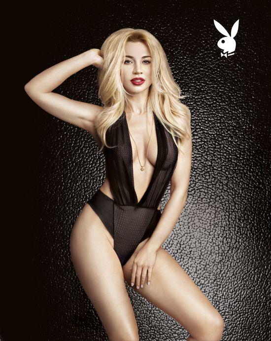 Gwiazda najnowszego Playboya na salonach (FOTO)