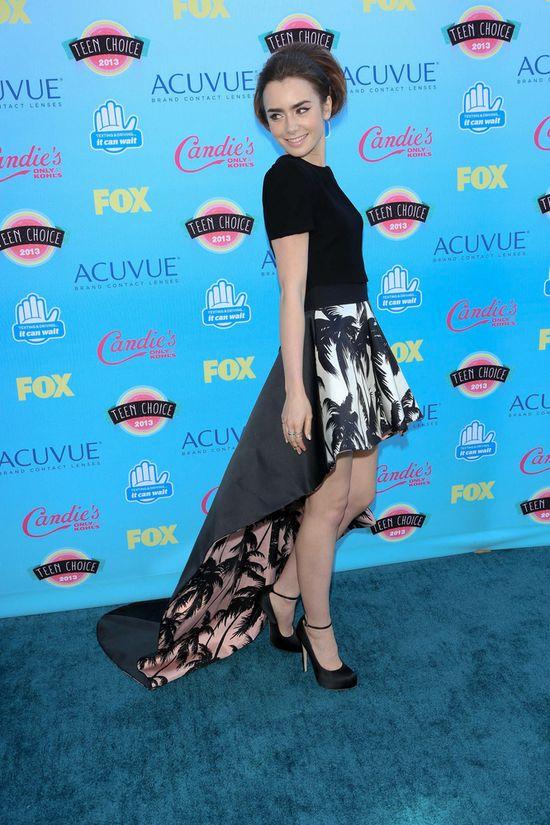 Lily Collins kontra Bella Thorne (SONDA)