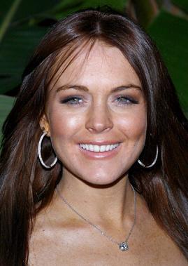 Lindsay Lohan też nosi pierścionek z inicjałami
