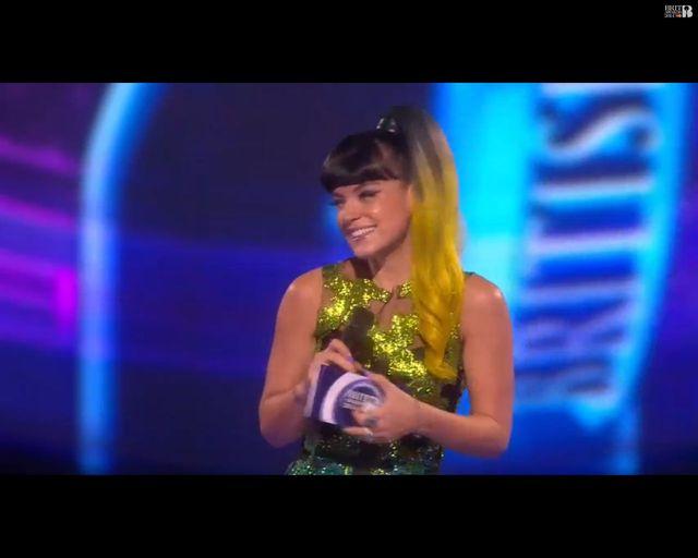 Gorące fotki - Beyonce prosto z BRIT Awards! (FOTO)