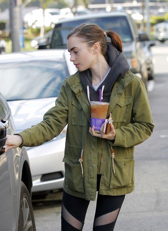 Lily Collins szczerze o swojej ANOREKSJI i bulimii