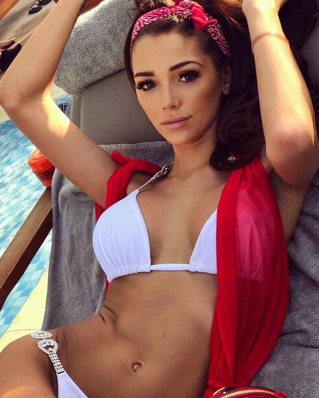 WOW! Ale ciało! Polska fotomodelka pokazała fotki z Dubaju (ZDJĘCIA)