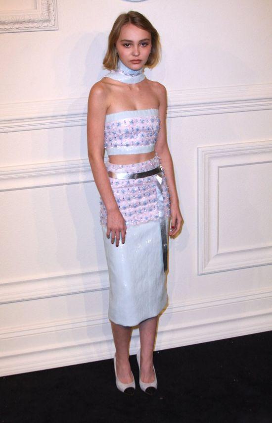 Lily Rose Depp została nową ambasadorką Chanel [VIDEO]