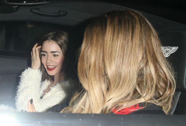 Ciara i Lily Collins to nowe najlepsze przyjaciółki? (FOTO)