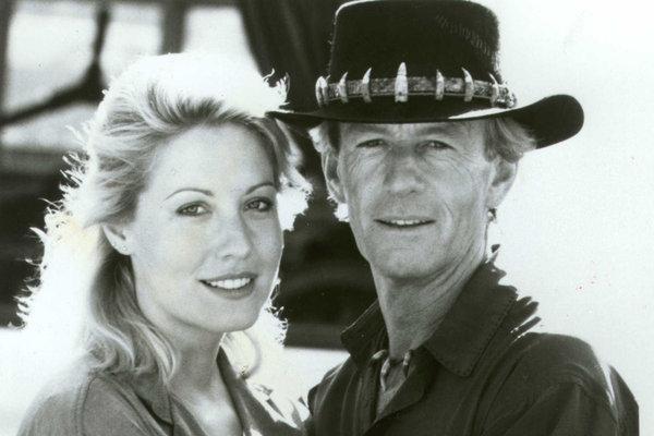 Linda Kozlowski rozwodzi się z Krokodylem Dundee