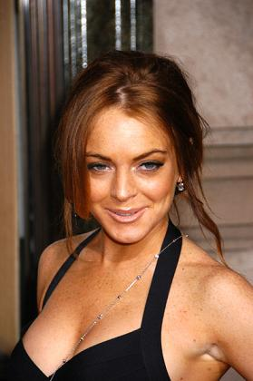 Lindsay Lohan już wyszła z więzienia!