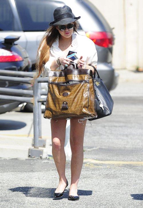 Lindsay Lohan szuka bogatego sponsora!