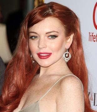Lindsay Lohan jako uroczy szkrab (FOTO)