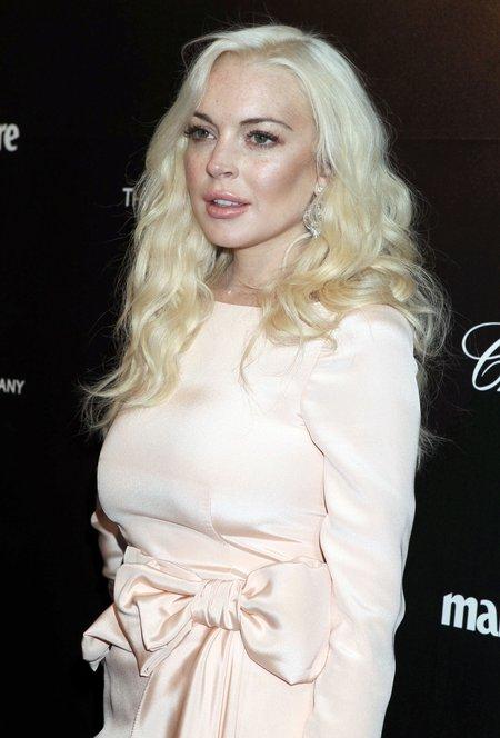 Nałogi odebrały Lindsay Lohan urodę! (FOTO)
