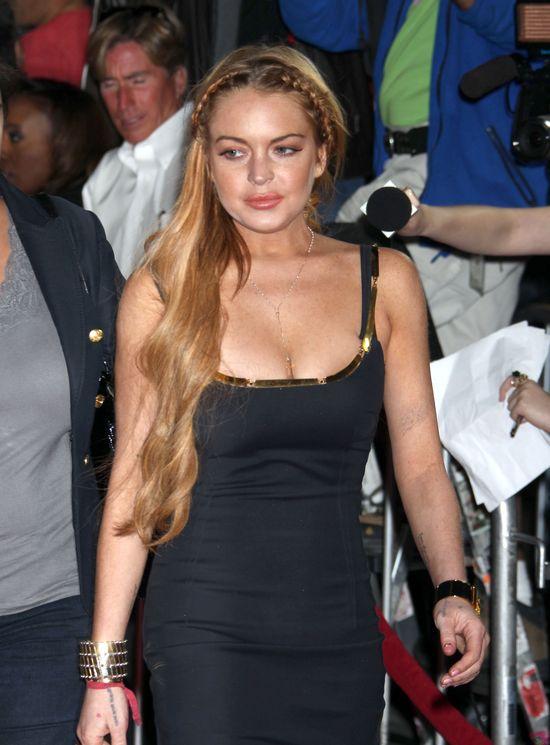 Czy Lindsay Lohan uniknie odwyku?