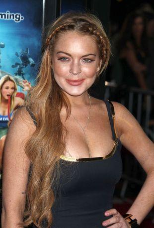 Urodziny Lindsay Lohan na odwyku (FOTO)