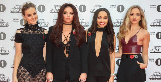 Dziewczyny z Little Mix nie oszczędzają na pudrach (FOTO)