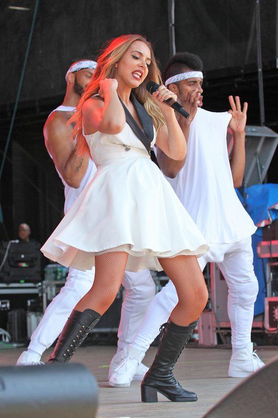 Złamane serce Perrie Edwards dało napęd Little Mix (FOTO)