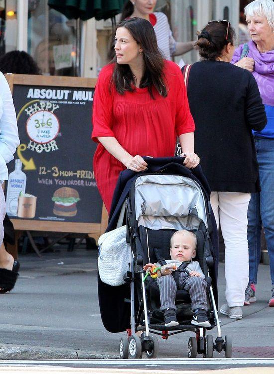 Liv Tyler urodzi lada dzień (FOTO)