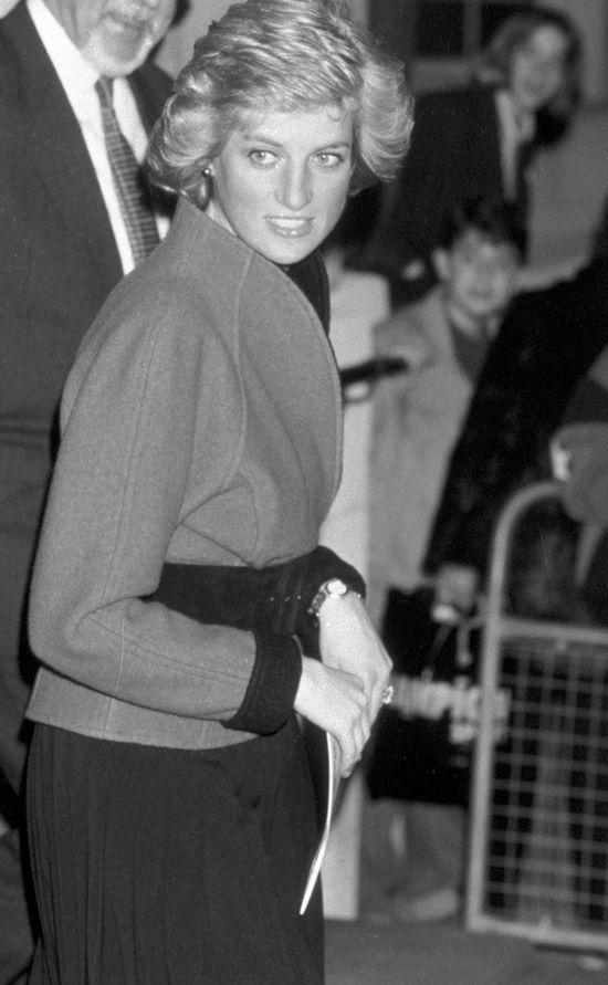 Naomi Watts jako księżna Diana