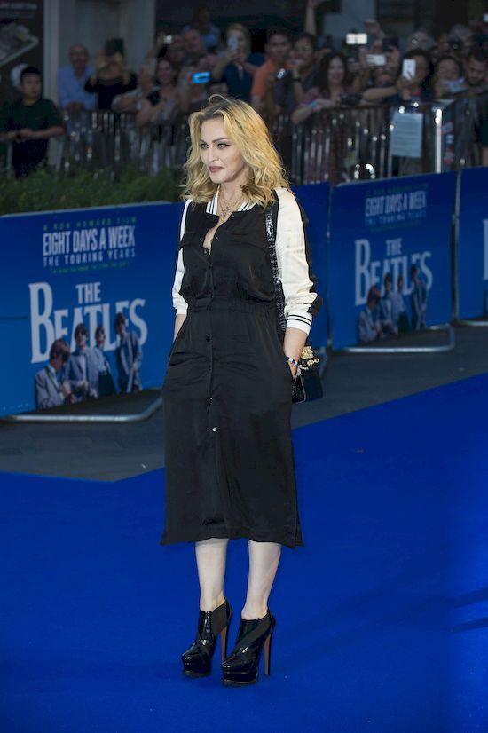 Madonna naga na Instagramie! Czy dalej ma sięczym pochwalić? (FOTO)