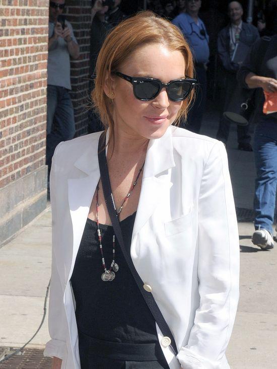 Czy Lindsay Lohan przeżyje festiwal Coachella?