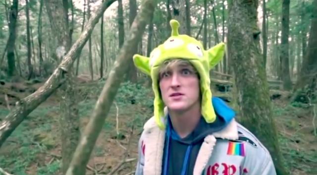Youtuber Logan Paul sfilmował zwłoki samobójcy - rozpętała się afera