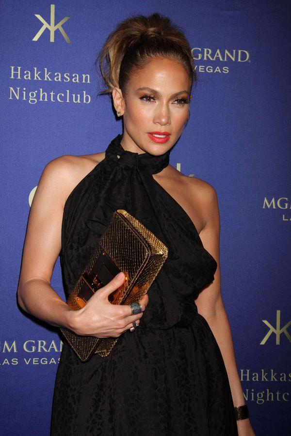 Jennifer Lopez z chłopakiem - czas na lans (FOTO)