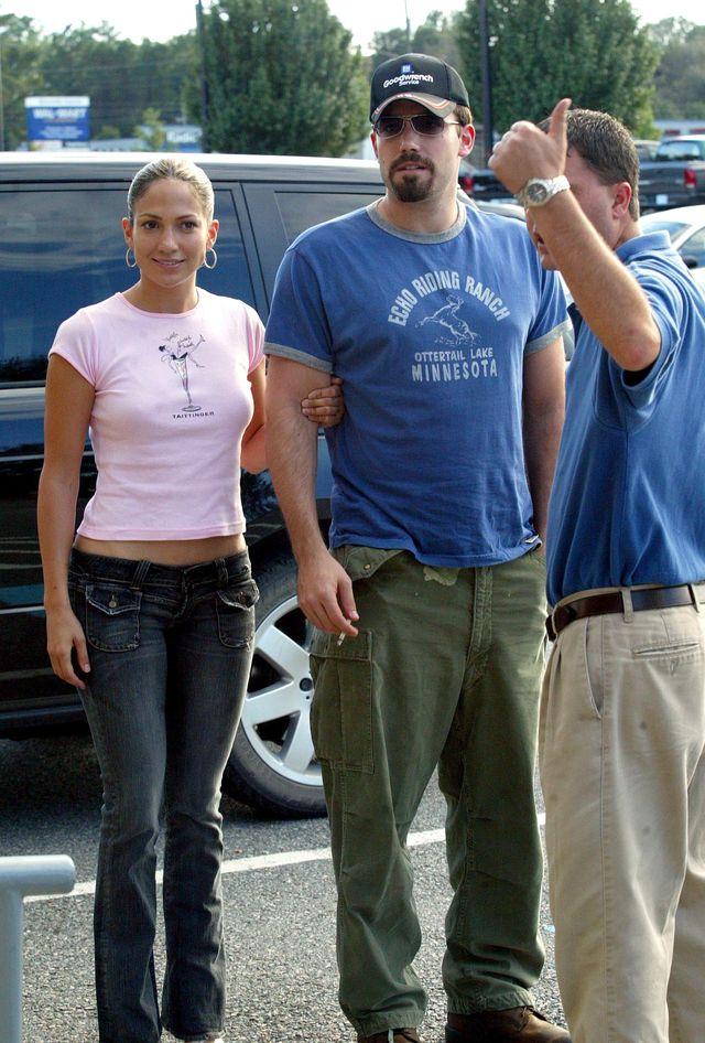 Marc Anthony był lekiem na rozstanie JLo z Affleckiem?