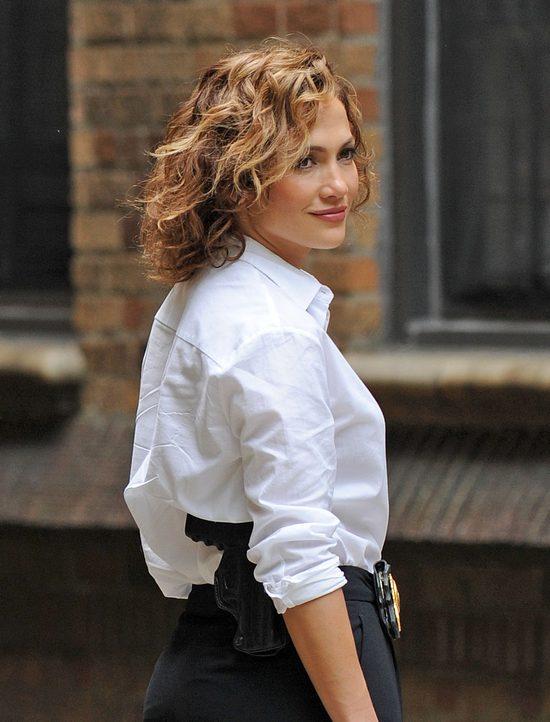 Włosy Jennifer Lopez coraz krótsze (Instagram)