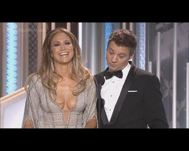 Jeremy Renner i seksistowski żart pod adresem Jennifer Lopez