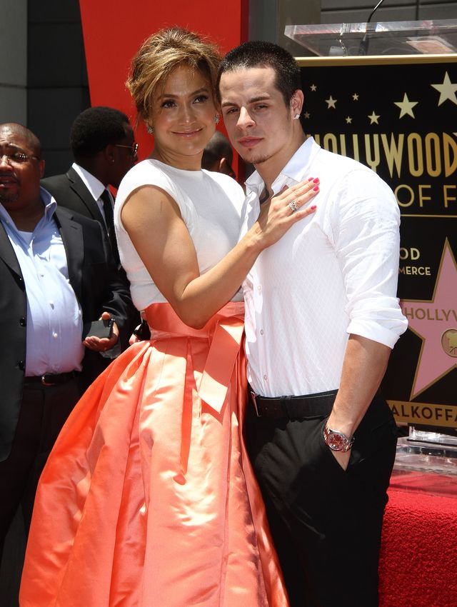 Jennifer Lopez ZERWAŁA z Casperem Smartem! (FOTO)