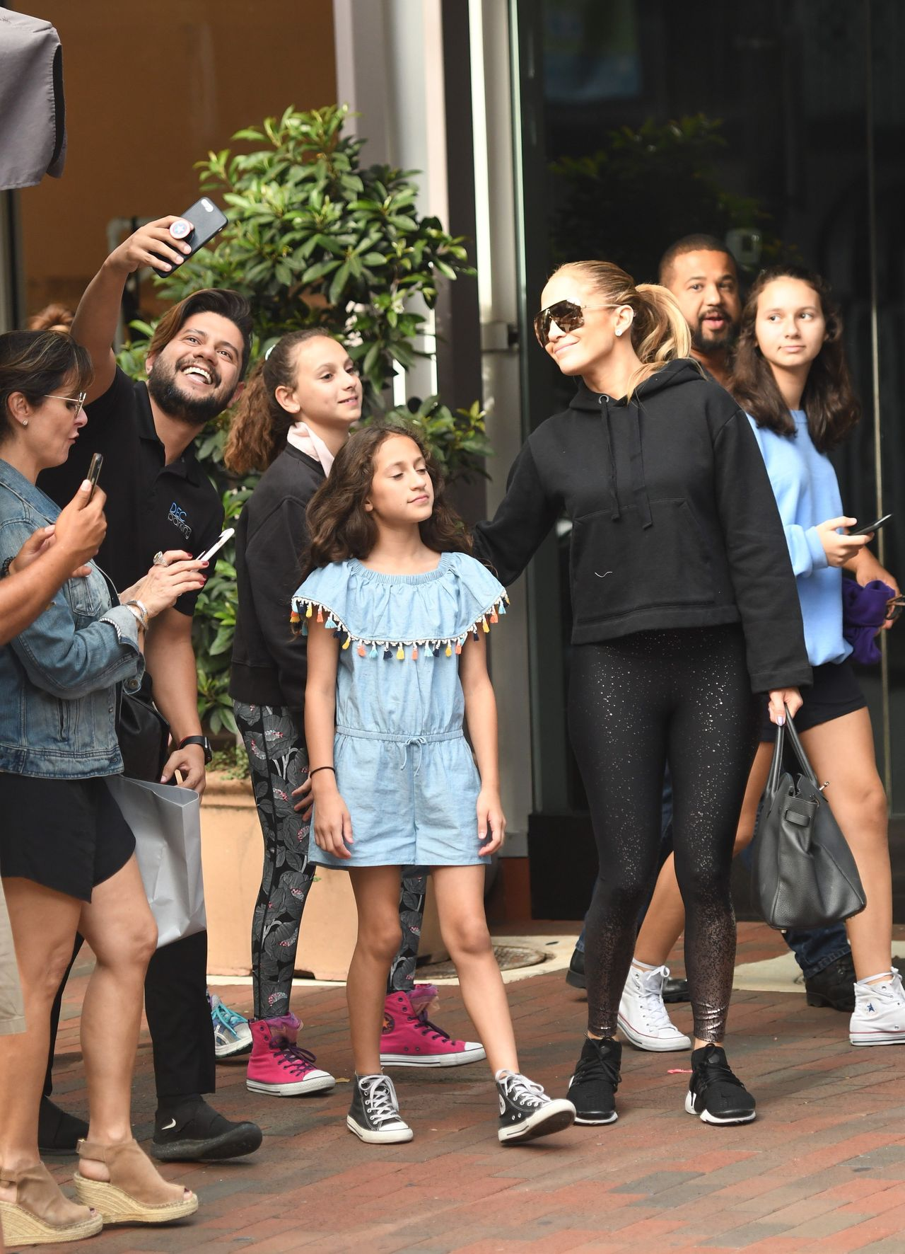 WOW! Córka Jennifer Lopez wystąpiła w jej nowym teledysku