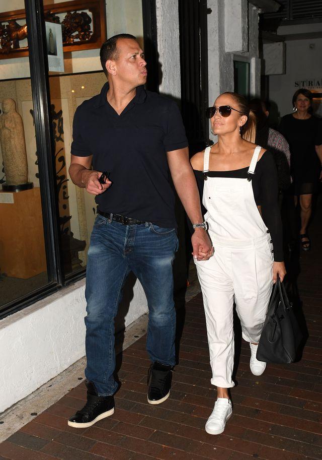 Alex Rozdriguez sprawił, że Jennifer Lopez wygląda jeszcze MŁODZIEJ (ZDJĘCIA)