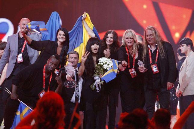Loreen ze Szwecji wygrała Eurowizję (FOTO, VIDEO)