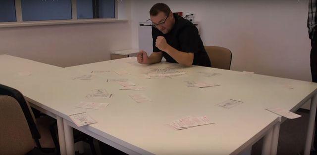 Kupili 1000 zakładów w Lotto. Ile wygrali? (VIDEO)