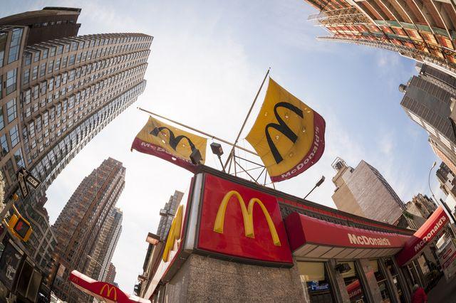 McDonald`s zmienia strategi�, dzieci ju� nie dostan� zabawek