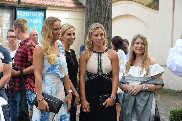 Poprawiny u Radwańskich - jak dziś wygląda panna młoda, jej siostra i goście? (Z