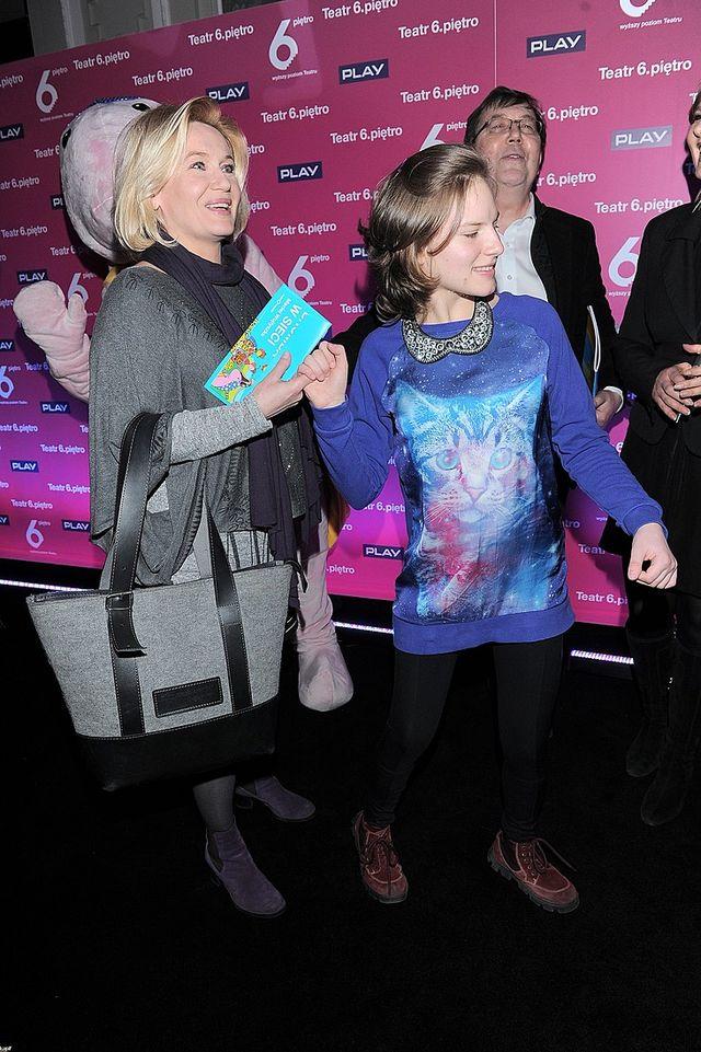 Gwiazdy z dziećmi na premierze (FOTO)