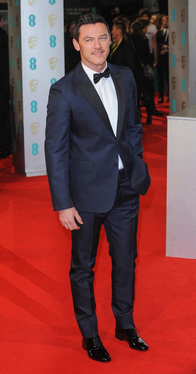 Gwiazdy na gali BAFTA 2015 (FOTO)